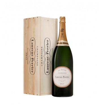 014391 laurent perrier la cuvee 3l cl