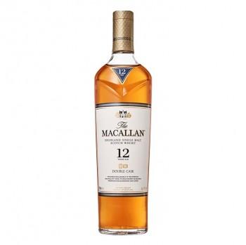 015157 the macallan 12yo double cask 70cl